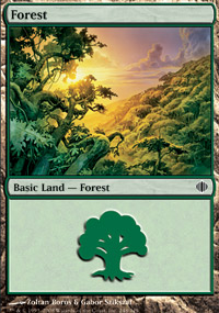 Forest 3 - Shards of Alara