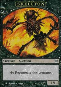 Skeleton - Shards of Alara
