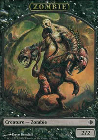 Zombie - Shards of Alara