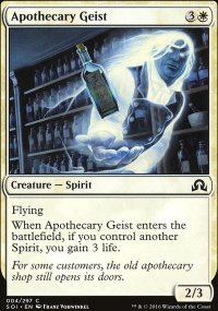 Apothecary Geist - Shadows over Innistrad