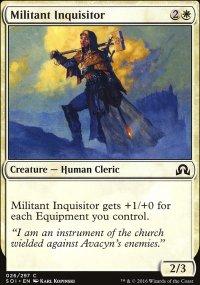 Militant Inquisitor - Shadows over Innistrad