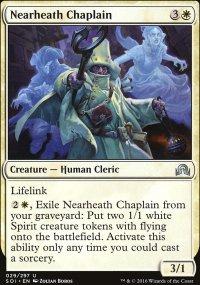 Nearheath Chaplain - Shadows over Innistrad