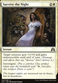 Survive the Night - Shadows over Innistrad