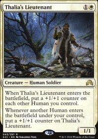 Thalia's Lieutenant - Shadows over Innistrad