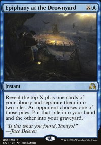 Epiphany at the Drownyard - Shadows over Innistrad
