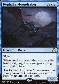 Nephalia Moondrakes - Shadows over Innistrad
