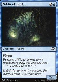 Niblis of Dusk - Shadows over Innistrad