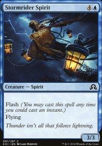 Stormrider Spirit - Shadows over Innistrad
