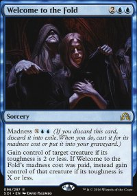 Welcome to the Fold - Shadows over Innistrad