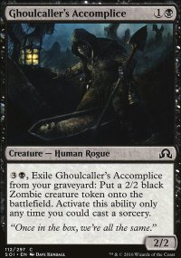 Ghoulcaller's Accomplice - Shadows over Innistrad