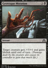 Grotesque Mutation - Shadows over Innistrad