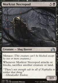 Morkrut Necropod - Shadows over Innistrad