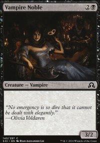 Vampire Noble - Shadows over Innistrad