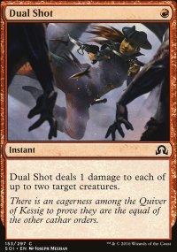 Dual Shot - Shadows over Innistrad