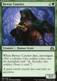 Byway Courier - Shadows over Innistrad