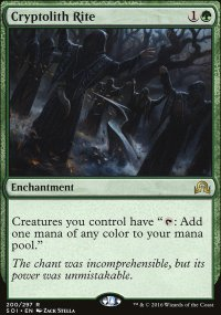 Cryptolith Rite - Shadows over Innistrad