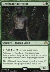 Deathcap Cultivator - Shadows over Innistrad
