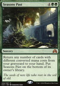 Seasons Past - Shadows over Innistrad