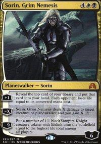 Sorin, Grim Nemesis - Shadows over Innistrad
