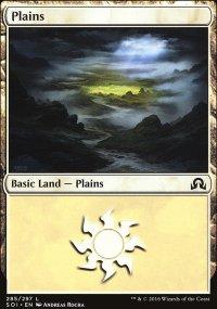 Plains 3 - Shadows over Innistrad