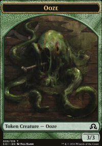 Ooze - Shadows over Innistrad