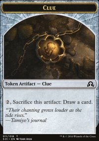 Clue 1 - Shadows over Innistrad