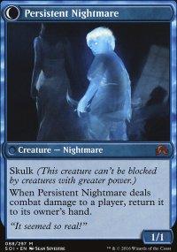 Persistent Nightmare - Shadows over Innistrad
