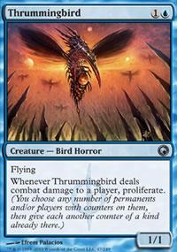 Thrummingbird - Scars of Mirrodin