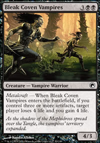Bleak Coven Vampires - Scars of Mirrodin