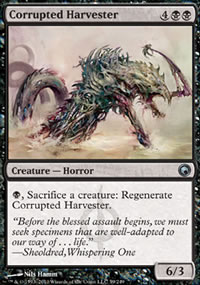 Corrupted Harvester - Scars of Mirrodin