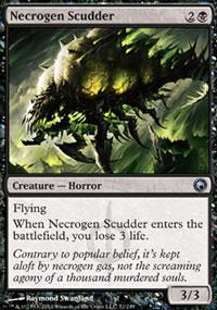 Necrogen Scudder - Scars of Mirrodin