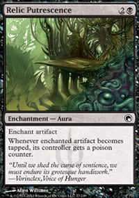 Relic Putrescence - Scars of Mirrodin