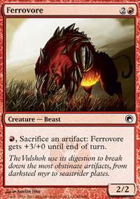 Ferrovore - Scars of Mirrodin