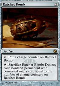 Ratchet Bomb - Scars of Mirrodin