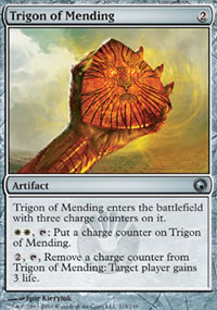 Trigon of Mending - Scars of Mirrodin