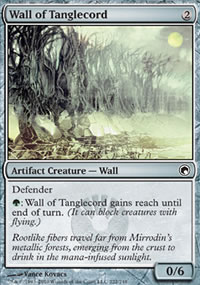 Wall of Tanglecord - Scars of Mirrodin