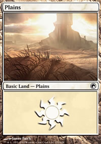 Plains 2 - Scars of Mirrodin