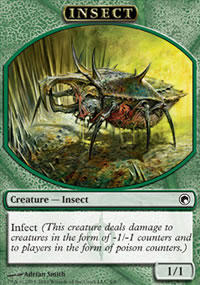 Insect - Scars of Mirrodin