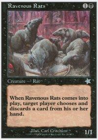 Ravenous Rats - Starter