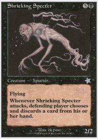 Shrieking Specter - Starter