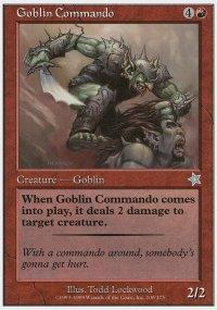 Goblin Commando - Starter