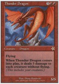 Thunder Dragon - Starter