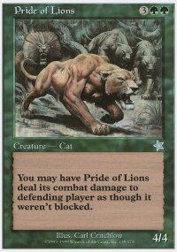 Pride of Lions - Starter