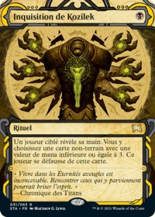 Inquisition de Kozilek -