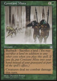 Constant Mists - Stronghold