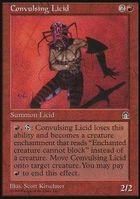 Convulsing Licid - Stronghold