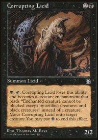 Corrupting Licid - Stronghold