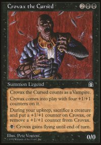 Crovax the Cursed - Stronghold