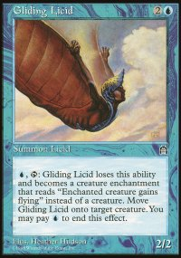 Gliding Licid - Stronghold