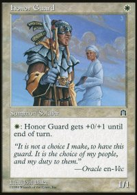 Honor Guard - Stronghold